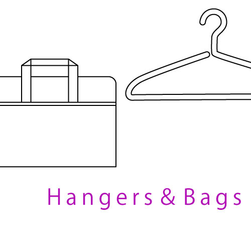 Hanger / Garment Bag